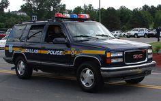 https://flic.kr/p/6Esuni | Dallas, Pennsylvania Police | Dallas, Pennsylvania Police 2000 GMC Yukon