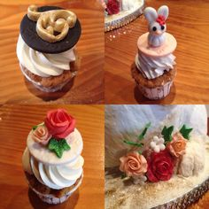Addition to the bunny cake