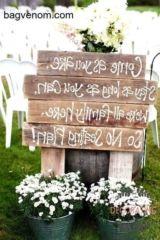 Rustic Wedding Signs - Barn Wedding Decor - Personalized Wedding Signs - Our Wedding❤ - Barn Wedding Decorations, Rustic Wedding Signs, Farm Wedding, Wedding Table, Diy Wedding, Wedding Events, Wedding Day, Wedding Tips, Dream Wedding