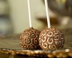 """Sensational Swirls"" Gourmet Brownie Favors"