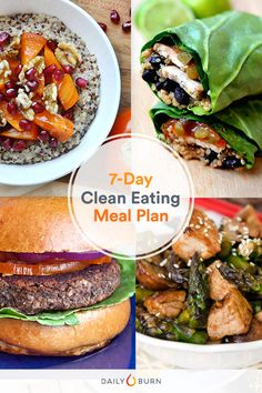 7 Days of Clean Eating, Made Simple - Life by Daily Burn
