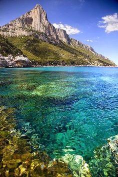 Baunei, Sardinia, Italy.