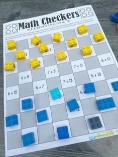 Maths 3e, Math Multiplication Games, Division Math Games, Printable Math Games, Free Printable, Free Math Games, Fifth Grade Math, 4th Grade Math Games, Fun Math