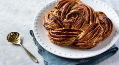 estonsky-kringel Breakfast, Ethnic Recipes, Food, Morning Coffee, Essen, Meals, Yemek, Eten