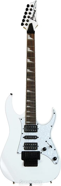 Ibanez RG450DXB - White