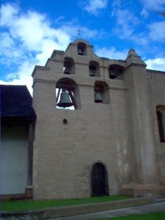 San Gabriel Mission - San Gabriel - Open Monday-Friday 9:00-4:30 - $6.00/person (fee may be waived) - One small snack table and restrooms available