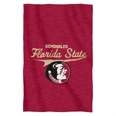Use this Exclusive coupon code: PINFIVE to receive an additional 5% off the Florida State University Sweatshirt Throw at sportsfansplus.com