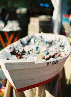 Booze Boat.