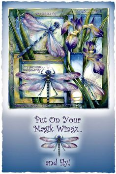 ....Magik Wingz and fly.....