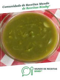 Sopa de Alho Francês de migasvasques. Receita Bimby<sup>®</sup> na categoria Sopas do www.mundodereceitasbimby.com.pt, A Comunidade de Receitas Bimby<sup>®</sup>.