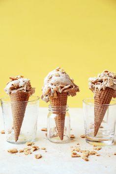 Cinnamon Toast Milk Ice Cream