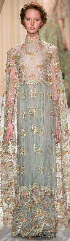 Valentino Spring 2015  this house never seems to miss the mark of good taste and not the bazaar of everything gauche