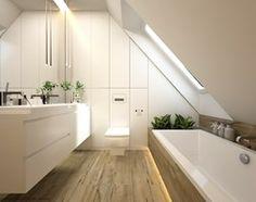 Prosto i ponadczasowo - Łazienka, styl minimalistyczny - zdjęcie od ELEMENTY - Pracownia Architektury Wnętrz