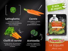 Avete già provato Le Stellate #DimmidiSì? I nostri esclusivi #mix di colori e #sapori vi aspettano nel banco frigo! Scoprite gli #ingredienti che rendono così speciale Arancio Vivace: http://www.dimmidisi.it/it/i_prodotti/insalate_e_verdure/le_stellate/arancio_vivace/ #insalata #salad #carrots #carote
