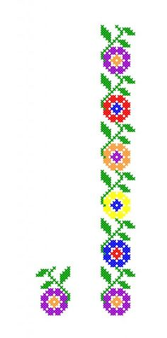 programe de broderie, motive f Tiny Cross Stitch, Cross Stitch Bookmarks, Cross Stitch Borders, Cross Stitch Alphabet, Cross Stitch Flowers, Cross Stitch Designs, Cross Stitching, Cross Stitch Patterns, Loom Beading