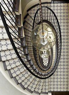 Deco spiral... gorgeous