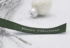 The best Christmas with the woven labels of Nominette