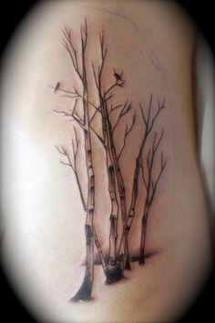 birch tattoo - Google zoeken