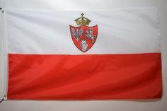 1861 Poland Lithuania Kiev Belarus Marine Flag