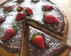 Find dessert recipes for the whole family that are easy, quick and cheap. Search for your dessert recipe favorites including simple dessert ideas for the kids, healthy dessert recipes and delicious treats. Chocolate Chip Pizza, Desserts With Chocolate Chips, Nutella Chocolate, Easy Desserts, Delicious Desserts, Dessert Recipes, Yummy Food, Dessert Ideas, Tasty