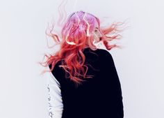 Nobody's Home - Karina Mignoni - SoftGrungeStore - Colorful - Pink Hair