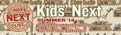 Kids' Indie Next List Summer 2014 | IndieBound