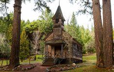 Abandoned Cities, Abandoned Amusement Parks, Abandoned Mansions, Abandoned Houses, Journey To The Past, Ashland Oregon, Eugene Oregon, Old Churches, Oregon Travel