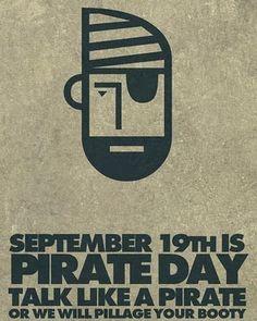 international talk like a pirate day