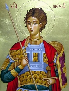 Oct 9 The Holy Martyr Nestor Of Thessalonica