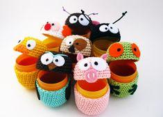 My Owl Barn: Tutorial: Amigurumi Eggs