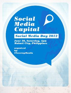 Philippines is joining the Social Media Day 2012 ~ Kapehan ni Juan
