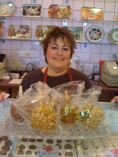 OK. So these amazing caramel-nut covered apples aren't #chocolate, but they're amazing & you'll only find them at Carol Widman's Chocolate Shop in #Fargo.