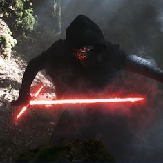 """15. During his battle with Rey, Kylo Ren receives a face scar to match his idol, Anakin Skywalker. 