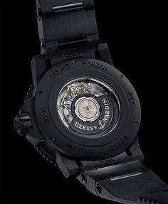 Official Game Of Thrones 'The Night's Watch,' Wrist Watch