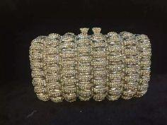 Luxury Handbag Evening Purse Partybag Shining Sparkly Clutch-2