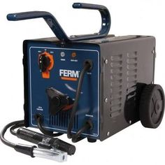 Ferm WEM1035 Elektrisch lasapparaat 55 - 160 AMP | Laspost