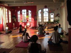 Yoga Con Gracia Class