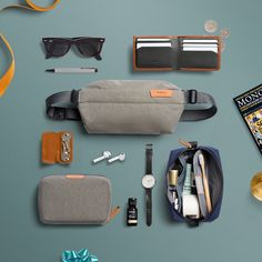 Best Wallet, Slim Wallet, Urban Survival Kit, Inside My Bag, Cool Gadgets To Buy, Black Luxury, Fresh Shoes, One Bag, Product Offering