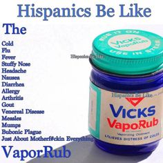 Hispanics be like ..lmaoo! For real!