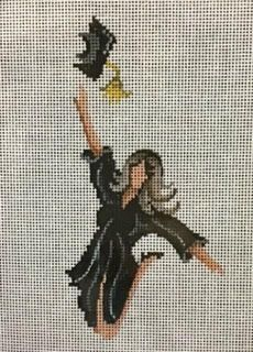 Just one of 48 designs by Heather STillufsen through Patti Mann, now available for needlepoint lovers!
