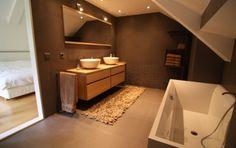 Betonstuc Badkamer Ervaring : Beste afbeeldingen van badkamer verbouwen light fixtures