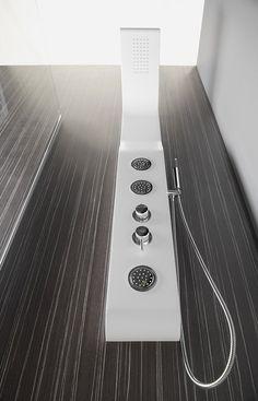 YUKI sprchový panel 210x1450 mm, bílá : SAPHO E-shop Program, Apple Tv, Remote, Shop, Store, Pilot