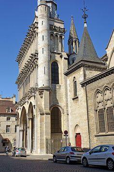Eglise Notre Dame de Dijon. Bourgogne