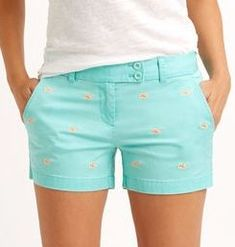 cool Shop Whale Embroidered Dayboat Shorts at vineyard vines