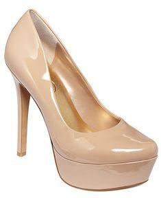 Jessica Simpson Shoes, Waleo Platform Pumps - Shoes - Macy's