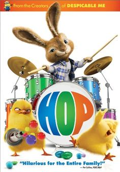 Great Easter Movies for kids.