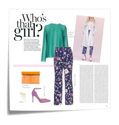 Who's That Girl? by livnd on Polyvore