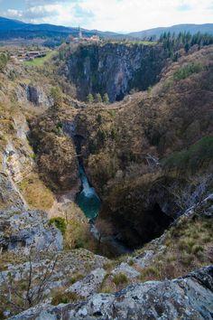 Škocjan Caves Park, Slovenia