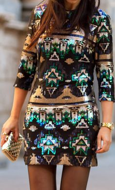 Best trends for Sequin mini dress, posted on January 2014 in Dresses and Skirts I Love Fashion, Passion For Fashion, Womens Fashion, Classic Fashion, Cute Dresses, Short Dresses, Cute Outfits, Looks Style, My Style