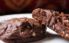Μπισκότα σοκολάτας- καραμέλας - pestanea ©